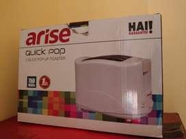 Brand new arise quick pop toaster