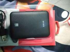 Power Bank iBall 5000 mah Brand new sealed box