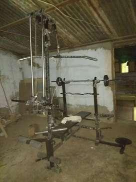 Gym kit 50kg