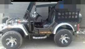 Willy modified jeep