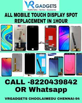 All mobile original Touch display  best price