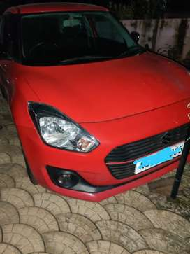 Swift Diesel Automatic, Red