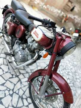 classic bullet in good condition
