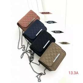 Tas mini dompet wanita trendy