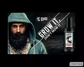 Beard oil ..
