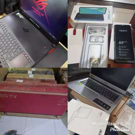 Membeli Laptop, Handphone, Led Tv, Playstation dll