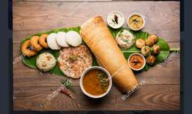 Experienced south Indian cook