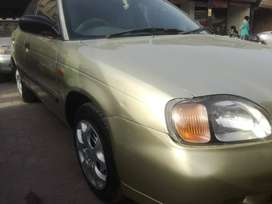 Suzuki Baleno 2003 for sale.