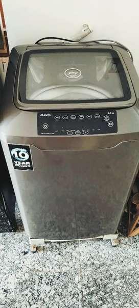 Godrej automatically washing Machine