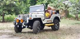 Modified  jeep