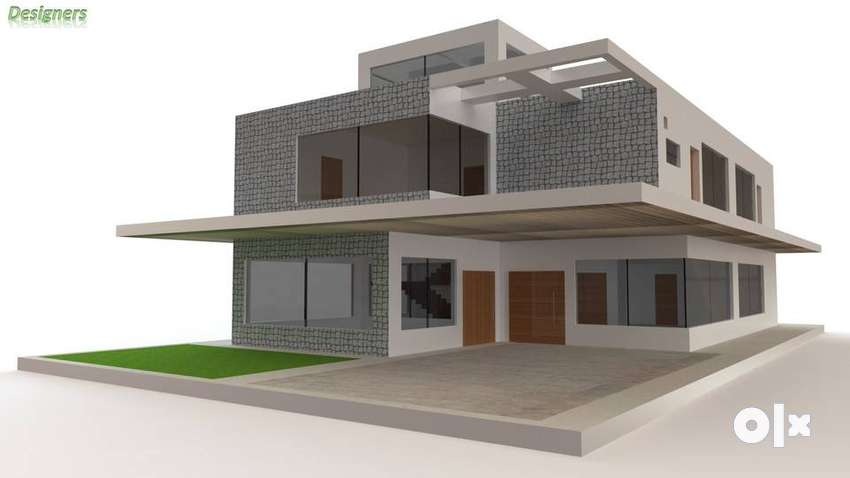 225 sq yd, 5Bedroom, 3Bathroom,,Double Storey House for Sale in Sec-91 0