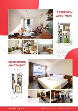 The Ambengan Ten-Ten Apartemen