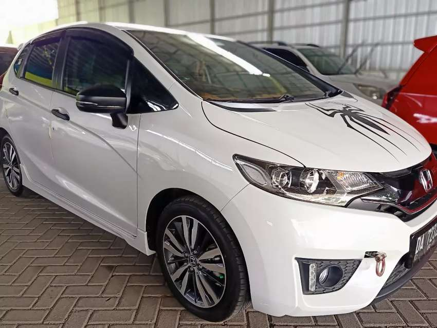 Jazz RS th.2015 automatic 0