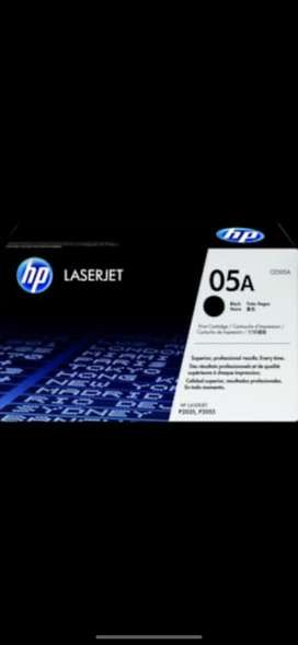HP Laser Jet Toner Cartridge Original