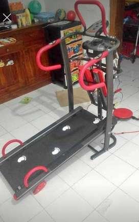 Manual Treadmil 502 >> Baru brand fc fit class
