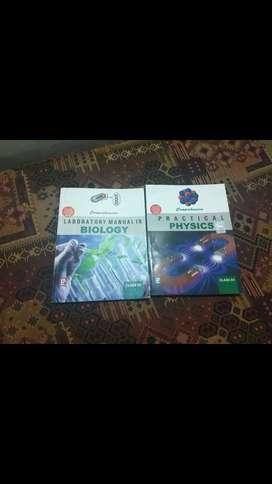 Lab manual physics and biology