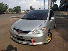 Honda City Vtec Silver 2005