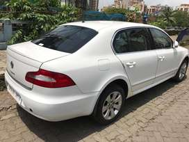 Skoda Superb Elegance 1.8 TSI AT, 2009, Petrol