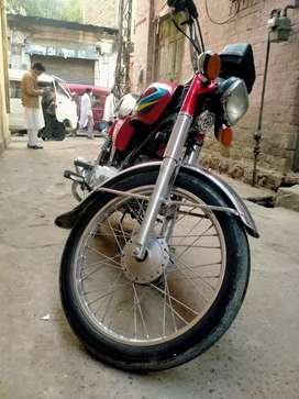 I have a bike made super Asia in new condition
