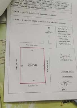 Open plots Bhongiri Site 40fit road bite