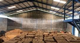 Ex pabrik bata di parung panjang - Jagabaya