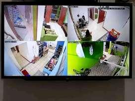 Alat keamanan kamera CCTV rumah toko dan pabrik dan kantor dan sebagai