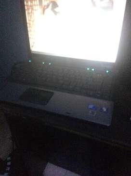 Laptop hp ram 4GB