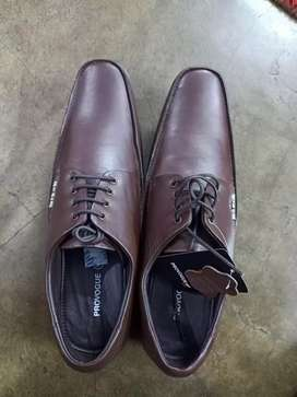 Provogue leather shoes 9no
