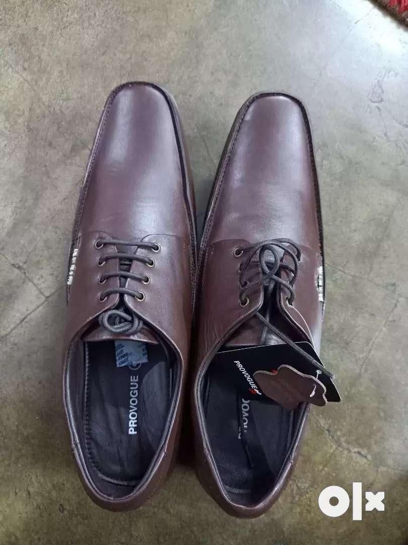 Provogue leather shoes 9no 0