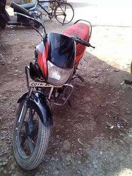 Offer and good condition bike