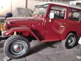 Landcruiser Hardtop diesel Antik