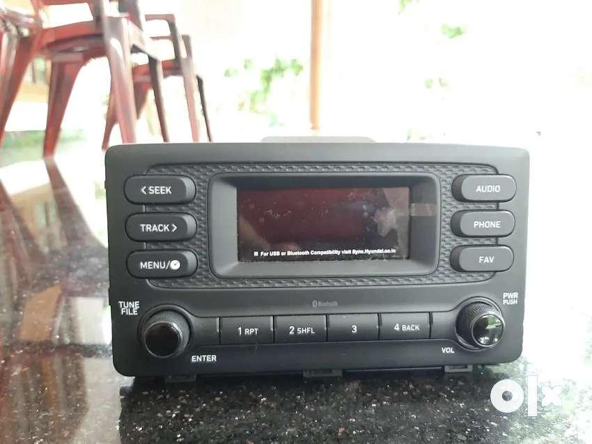 Venue car audio system 0
