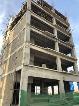 1002 Sq Ft Commercial Offices In Al-Razzak Heights Bahria Town Karachi