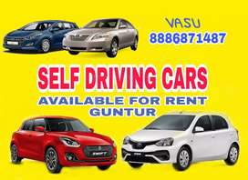 Self driving cars available for rent