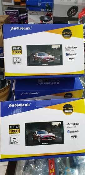 Declass Glasspanel Mp5 AudioBank