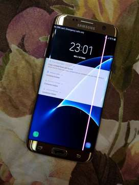 Galaxy S7 Edge (screen line & back glass changed)