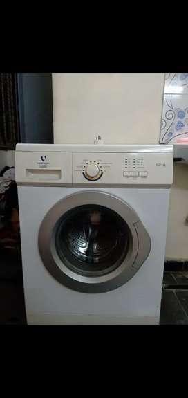 Videocon washing machine 6.2kg front load