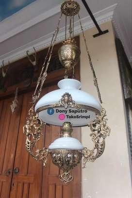 Lampu Gantung Dinding Klasik - Hiasan Dekorasi Rumah Hotel Cafe