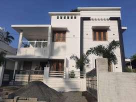 Villa1550SqFt/ 4.1cent/3 bhk/ 63 lakh–AncheryThrissur