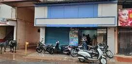 2 shutter Shop to khareband from damodar college gate with mezanine