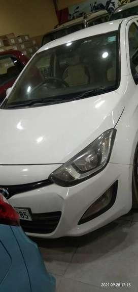 Hyundai i20 2010-2012 1.4 CRDi Asta, 2012, Diesel