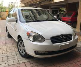 Verna CRDi SX 2008 - Excellent Condition