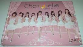 CD Cherrybelle - LOVE IS YOU