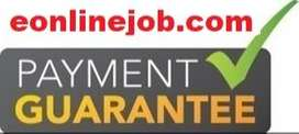 Work from Home - Online Jobs - Earn Rs.1000/- Daily from Home