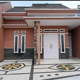 Rumah kwalitas modern depan INDOGROSIR kedaton