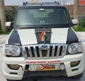 Mahindra Scorpio 2002-2013 VLX 4WD AIRBAG BSIV, 2011, Diesel
