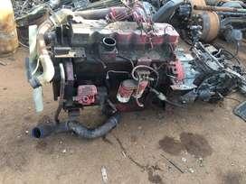 Tata cummings 24 volve engine