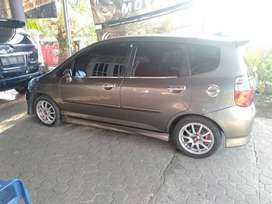jual jazz th 2007 vtec