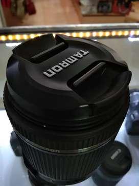Lensa tamron for nikon jarak jauh bisa kredit. Barang berkualitas.