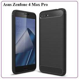 Case Softcase Hardcase Ipaky Carbon Asus Zenfone 4 Max Pro 5,5 Inch